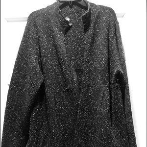 XL Eileen Fisher Wool Coat